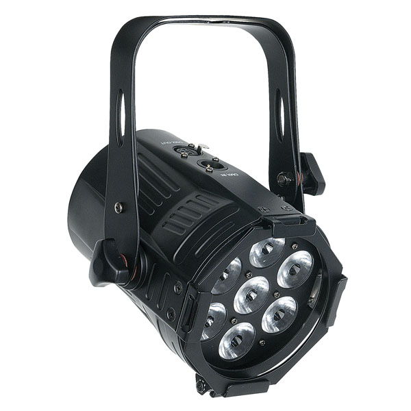 Showtec Medium Studiobeam Tour Q4 4-in-1 Black