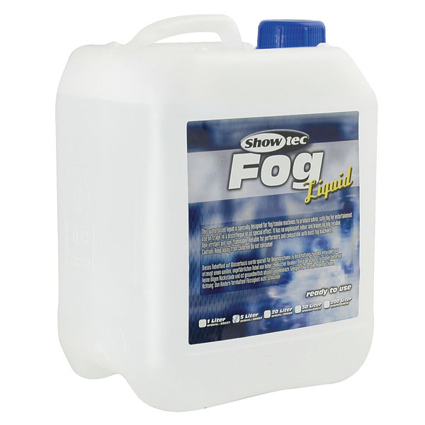 Showtec Fogger Liquid 5L