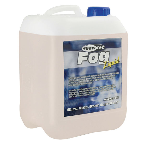 Showtec Fog Fluid 5 5L
