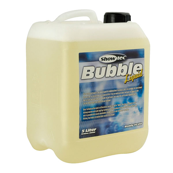 Showtec Bubble Liquid 5L
