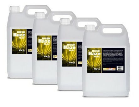 Rush Haze Fluid 4x5L