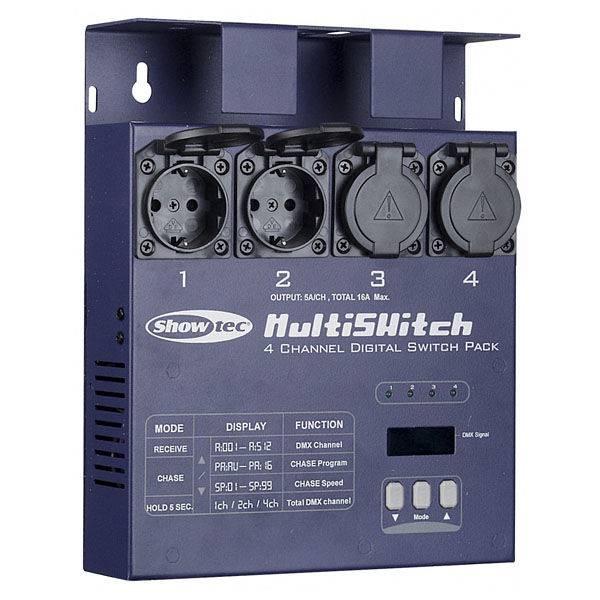 Showtec MultiSwitch