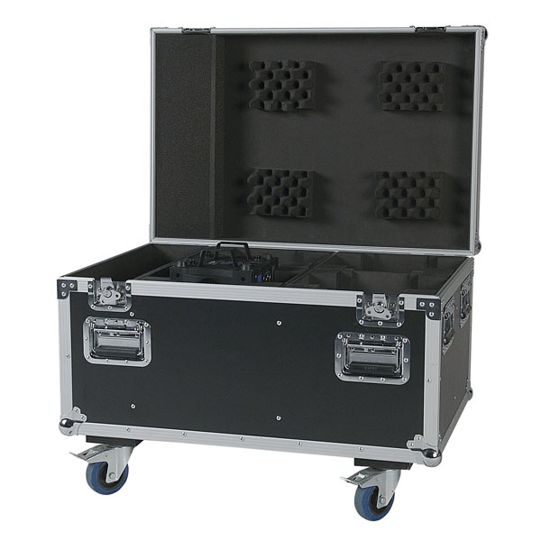 DAP Audio Flightcase for 4pcs Expression 5000