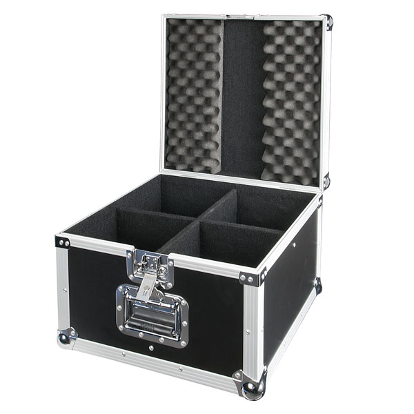 DAP Audio Flightcase for 4 pcs LED Par56