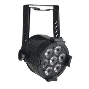 Showtec LED Mini Studiobeam RGB Black
