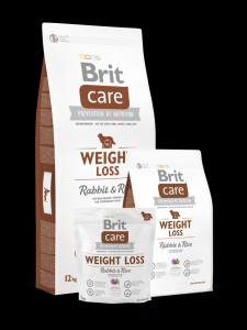 NEW Brit Care Weight Loss Rabbit & Rice 12kg